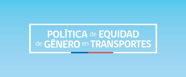 Género y Transporte: Una Política de Equidad