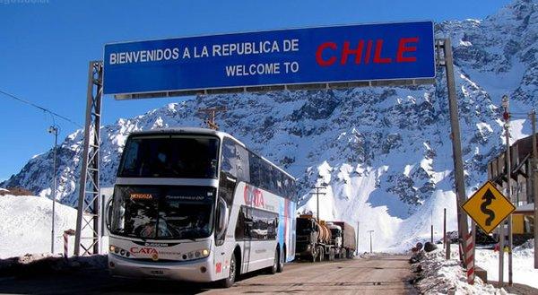Estado del Paso Los Libertadores: habilitado solo para el ingreso de ciudadanos chilenos, residentes y transportistas