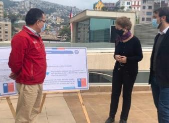 MTT dio inicio a nuevo sistema de Transporte Público del Gran Valparaíso