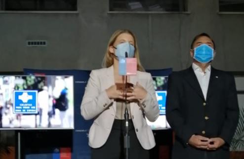Ministerio de Transportes y Telecomunicaciones sacó 16 nuevas señalizaciones de tránsito