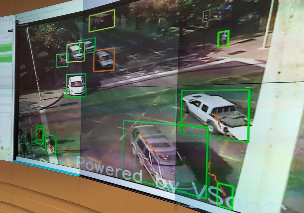 UOCT inicia plan piloto de cámaras con Inteligencia Artificial conectadas a red 5G
