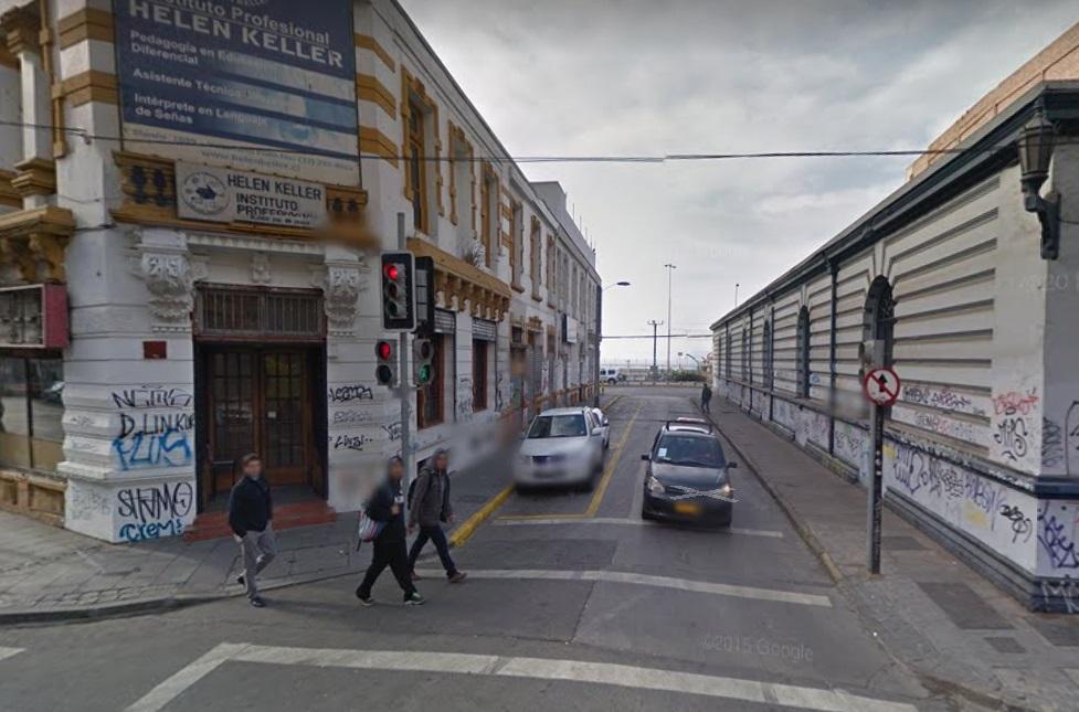Hasta el 31 de diciembre se cierra la calle Almirante Martínez en Valparaíso