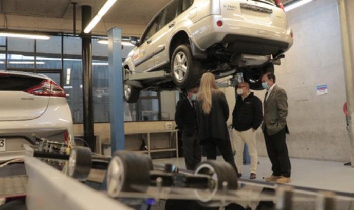 MTT anuncia obligatoriedad de frenos ABS en vehículos nuevos que se comercialicen a contar del 3 de octubre